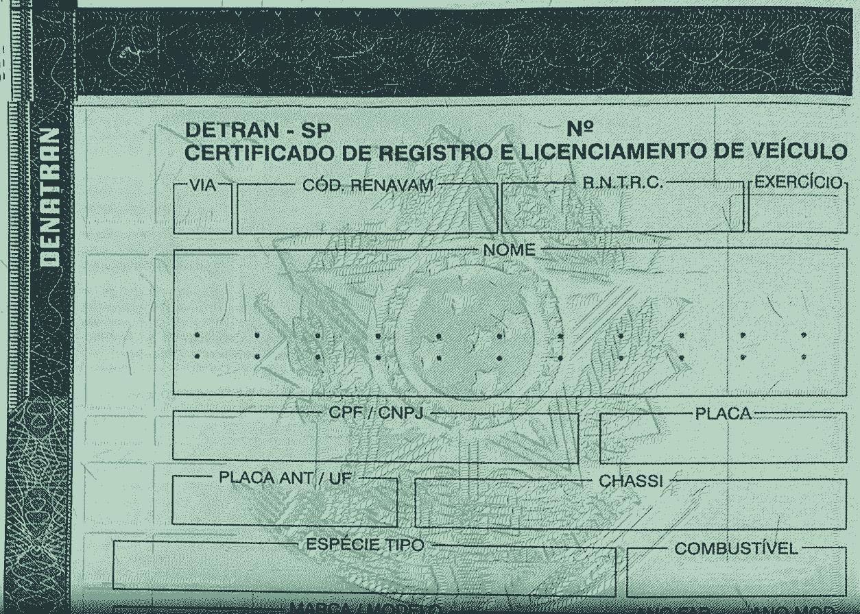 imagem mostrando um documento