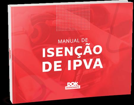 Ebook isenção de IPVA