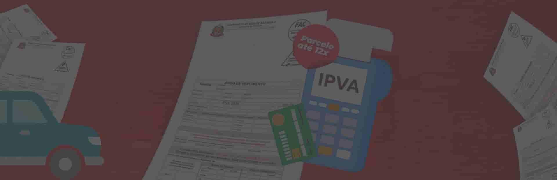 Imagem de ilustração IPVA 2020