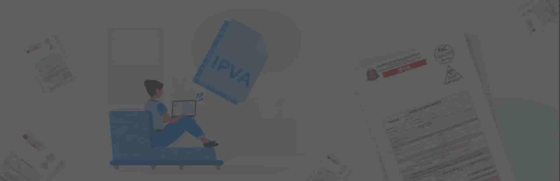 Imagem de ilustração IPVA