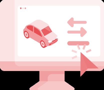 Antt DOK Despachante, ilustração de uma tela de computador