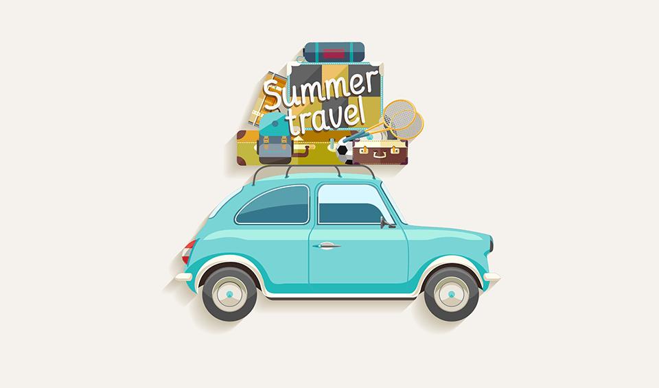 Vai Viajar no Fim de Semana? Veja 10 Itens Que Você Deve Checar em Seu Carro!