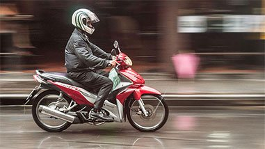 Valor de transferência de moto
