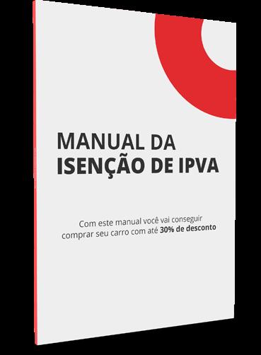 Imagem ilustrativa mostrando uma versão impressa do e-book de isenção.