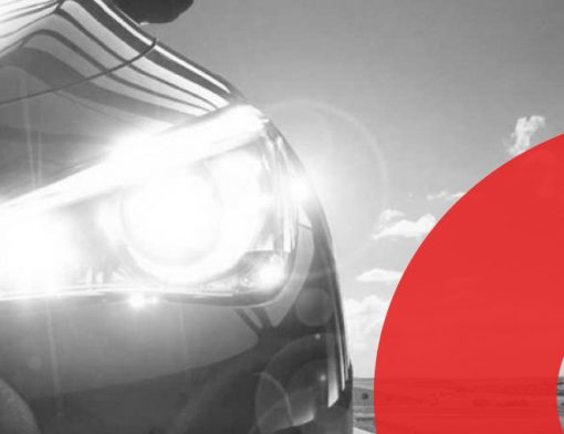 luzes do veículo