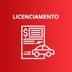 Ilustração de uma prancheta contendo uma lista de items com um carro ao lado