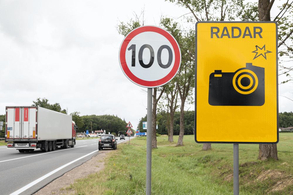 radar placa