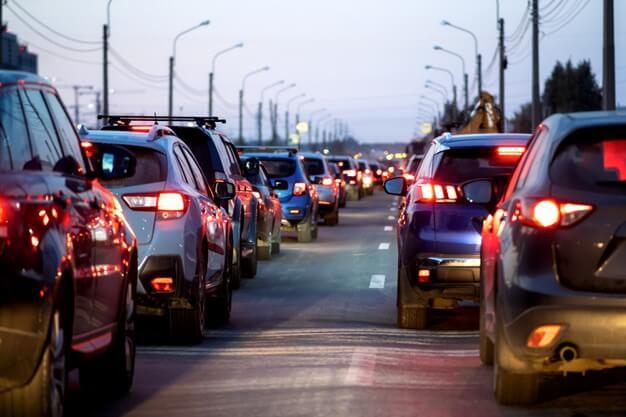 valor da multa de rodizio carros engarrafamento