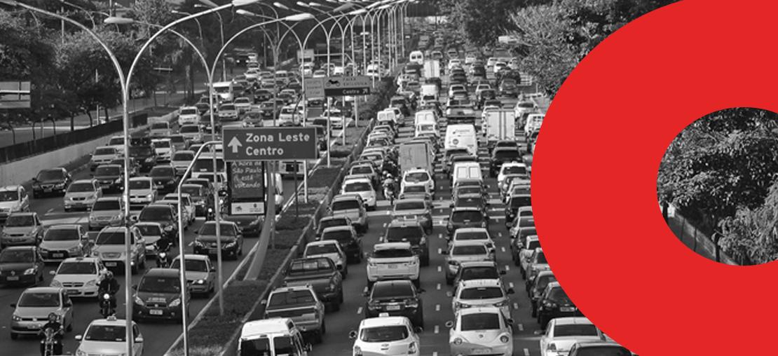 valor da multa de rodizio carros no trânsito