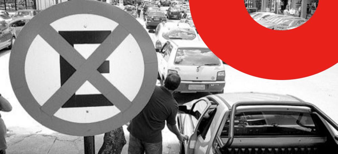 multa por estacionar em local proibido dok despachante capa