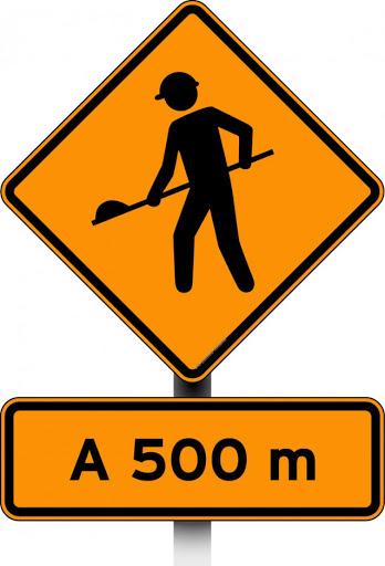 sinais de trânsito dok despachante obra