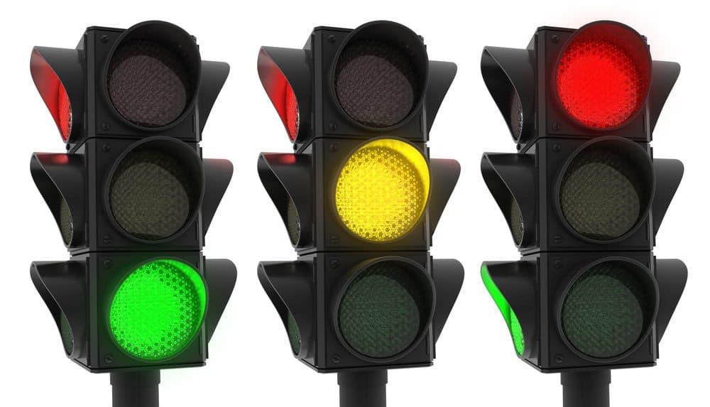 sinais de trânsito dok despachante semafóricos