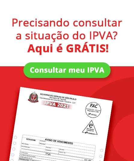 Ilustração sobre consulta de IPVA