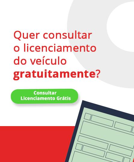 Ilustração sobre consulta de licenciamentos