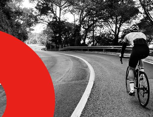 ultrapassagem de ciclistas Dok Despachante capa